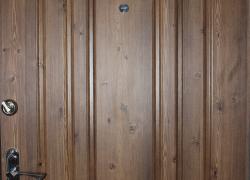 Внутреняя отделка двери
